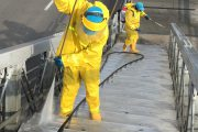 Durante Cuarentena Nacional, Bogotá Limpia S.A.S ESP Intensifica Operativos De Lavado