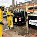 Operativos de Limpieza Desinfección en SUBA