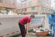 """Bogotá Sin Escombros, Me Gusta Más"" Campaña Promovida Por Bogotá Limpia SAS ESP"